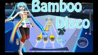 Roblox Robeats - Bamboo Disco (Hard) FC/No Miss A+