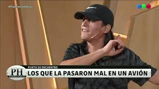 La increíble anécdota de Hernán Coronel en un avión - PH Podemos Hablar 2019