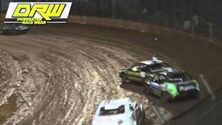 Production Sedans - Silver Helmet Series - Heat 3 - Kingaroy Speedway - 07.11.15