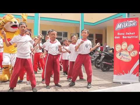 Milkuat Dance Competition SDN PONDOK BETUNG 04