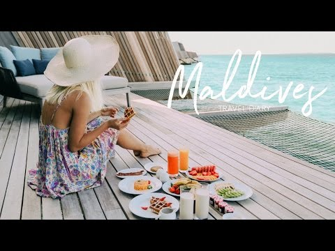 MALDIVES TRAVEL DIARY! | Aspyn Ovard