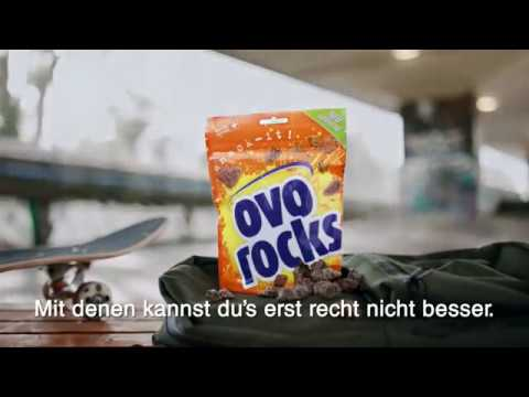 Ovo Rocks TV Spot | DE