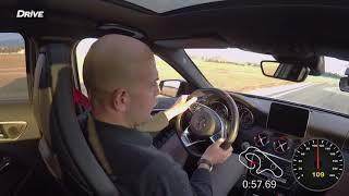 Mercedes-AMG A 45 - In car - Serres Circuit