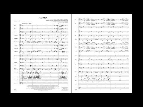 Havana arranged by Matt Conaway