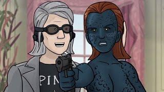 """Как должен был закончиться """"Люди Икс: Дни минувшего будущего"""" (Rus Sub)"""