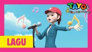 Tayo Sing Along Season 1 Lagu pembuka l Tayo Bahasa Indonesia