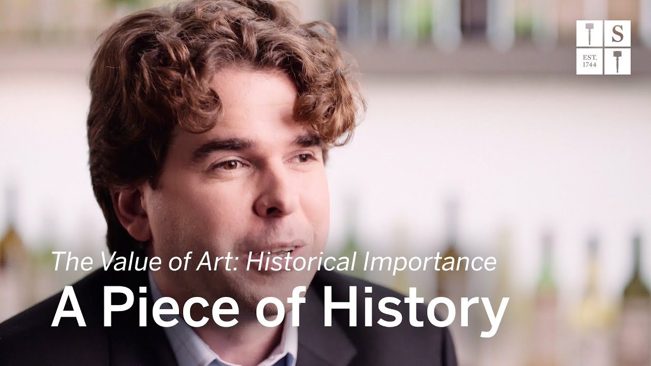 The Value of Art - Historical Importance