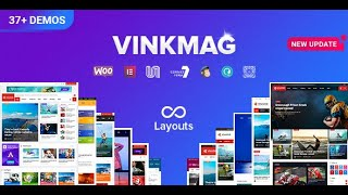 Vinkmag How to Install demo content with existing content