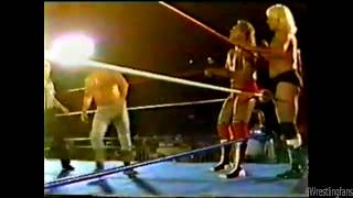 NWA Wrestling Crockett Cup 1986