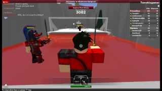 ROBLOX - UCR raid - Won't take a defeat