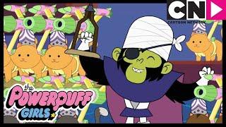 ¡Mojo Jojo ama a los gatitos! | Las Chicas Superpoderosas | Cartoon Network