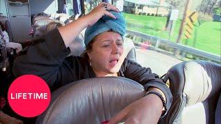 Dance Moms: The Girls Get Ready On the Bus (Season 1 Flashback)   Lifetime