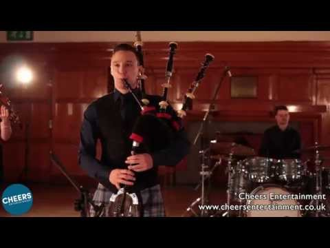 Cheers Entertainment | Grouse Ceilidh Band