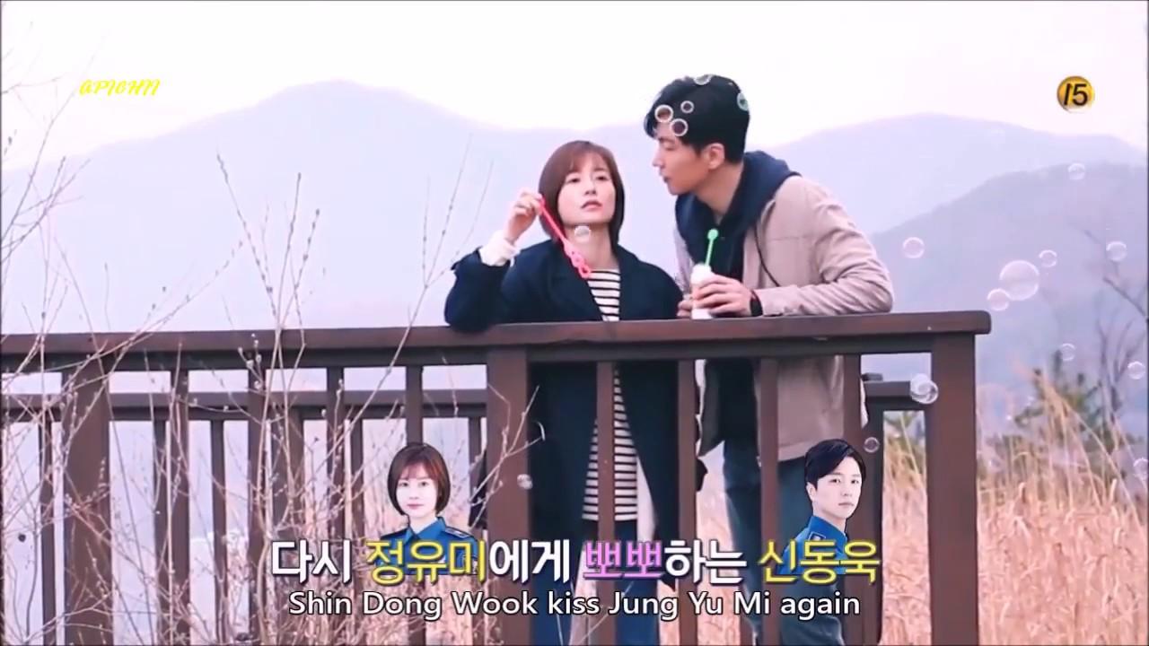 [LIVE Drama Making] Shin Dong Wook X Jung Yu Mi ft  Lee Kwang Soo (Eng Sub)