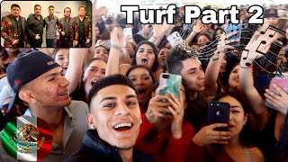 Second Time At Turf With My Friends | Met Los Alegres Del Barranco