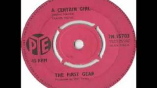 The First Gear - A Certain Girl