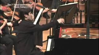 """2011 Seoul International Music Competition """"2nd Prize_Hanbin Chyung"""""""