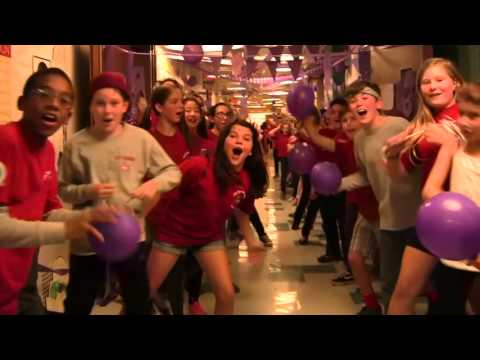 City Honors School Lip Dub 2015