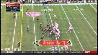 Rutgers vs. Washington State football highlights 2014