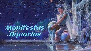 Manifestus Aquarius Spirituelles Manifest für das Wassermann Zeitalter