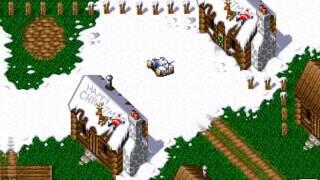 All Terrain Racing Xmas Demo ~ Amiga
