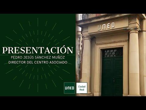 PRESENTACIÓN DE LA DIRECCIÓN (Pedro Jesús Sánchez Muñoz)