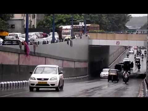 New Overbridge at Sancheti Hospital Chowk, Pune