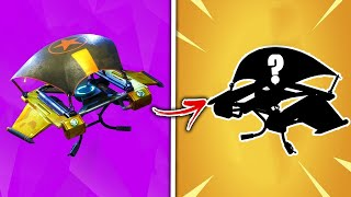 Top 10 Rarest Fortnite Gliders YOU'LL NEVER GET!