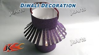 DIY Table Top Lantern - Diwali Decoration - JK Arts 350