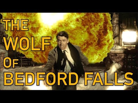 "The Wolf Of Bedford Falls | Martin Scorsese's ""It's A Wonderful Life 2"" 