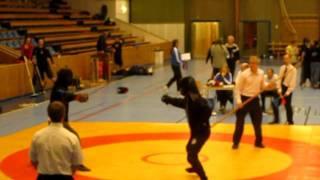 Swordfish 2011 - Sabre final: Sjöberg vs Engström