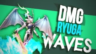 "DMG Ryuga - ""WAVES"" - SSB4 Corrin Montage"