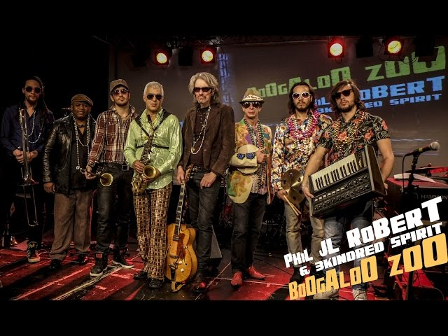 BoOgaloO ZoO Live 11 April 2015