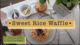How to make gluten free sweet …