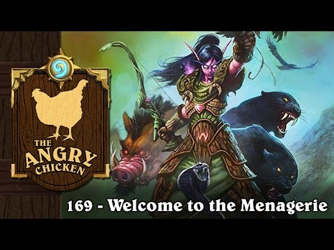 "#169 - The Angry Chicken: ""Welcome to the Menagerie"""