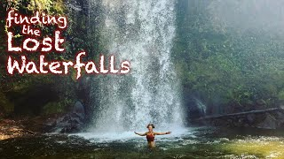 Finding the LOST WATERFALLS - Hiking in a Cloud Forest - PANAMA TRAVEL VLOG 4