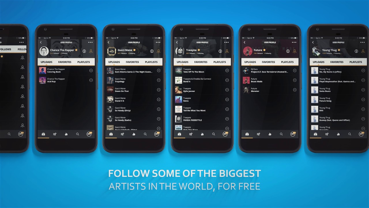 Audiomack App Overview