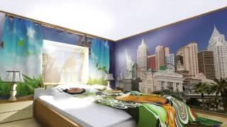 Фотообои - прекрасное решение для отделки стен.(Фотообои сделают интерьер Вашего дома или офиса - незабываемым. Мастера ТОО
