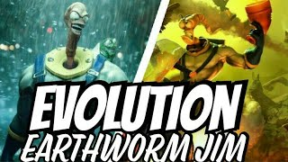 EARTHWORM JIM - Evolution