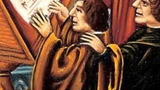 Johannes Ockeghem - Missa Au Travail Suis