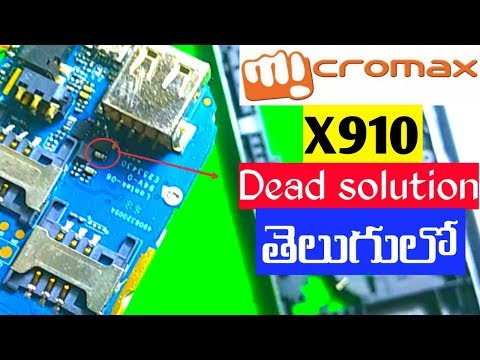 Micromax Mobile Dead Solution