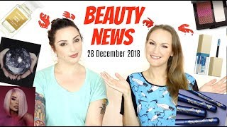 BEAUTY NEWS - 28 December 2018   New Releases & Updates