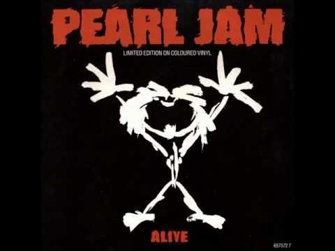 Pearl Jam - Alive (Eb tuning)