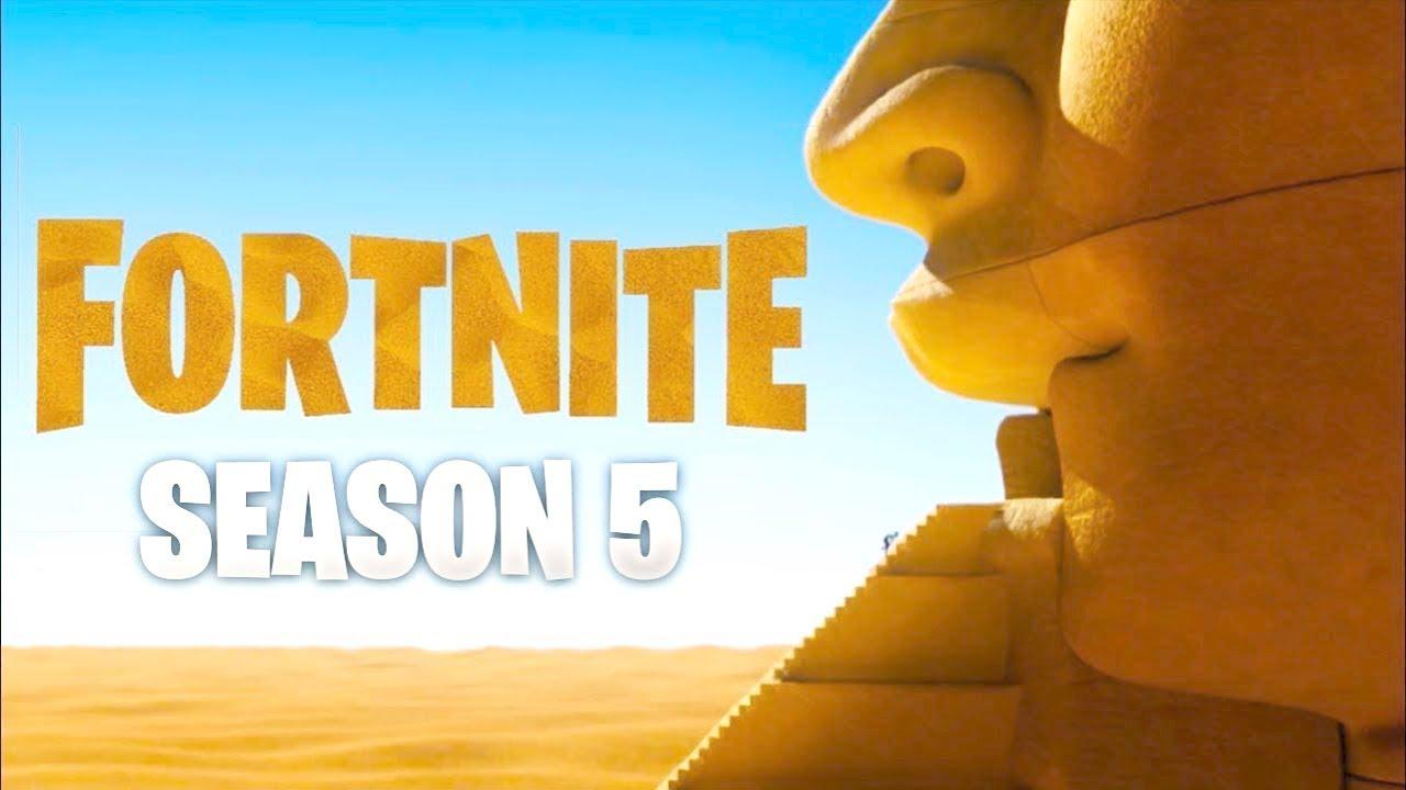 Temporada 5 fortnite battle royale pase de batalla 5 for Fortnite temporada 5 sala