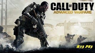 Call of Duty : Advanced Warfare Jeu Vidéo PS3 Mission N°1 R73