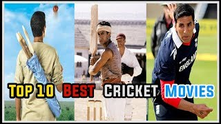 Top 10 Best Cricket Movies in Bollywood | Best Cricket Movies in Hindi