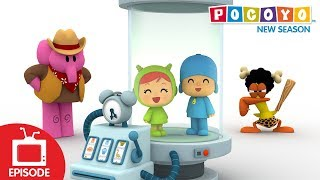 ⌚️ POCOYO in ENGLISH - Time After Time Before Time [ New Season] | VIDEOS and CARTOONS FOR KIDS