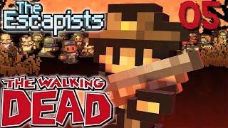 À LA RECHERCHE DE LA CLEF ! | The Escapists The Walking Dead ! #Ep5