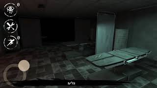 Игра глаз ужас больница