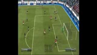 Test de Fifa 13-première partie mode saison en ligne-leprof45
